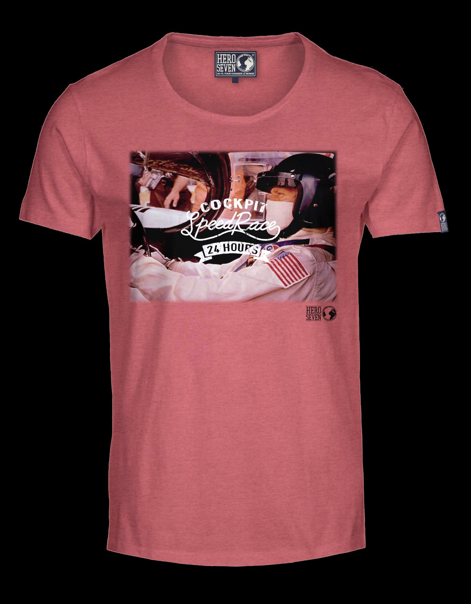 b3dc7e4ea593 HERO SEVEN   le Tee-shirt qui construit votre légende - La gazette d ...